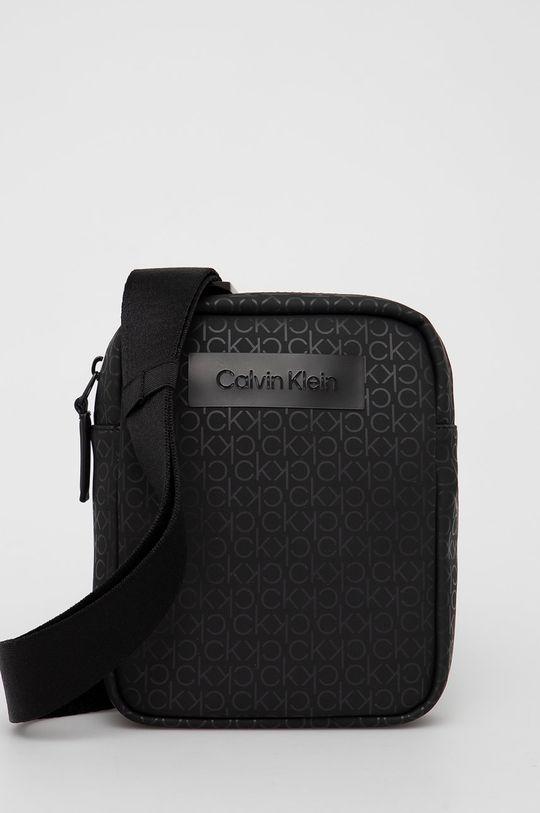 czarny Calvin Klein - Saszetka Męski