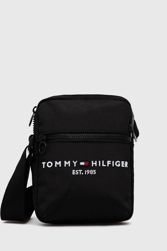 czarny Tommy Hilfiger - Saszetka Męski