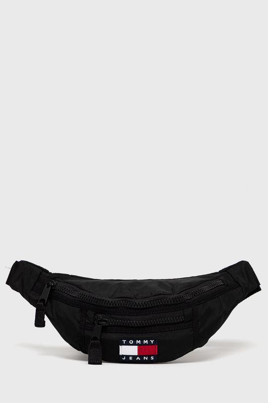černá Tommy Jeans - Ledvinka Pánský