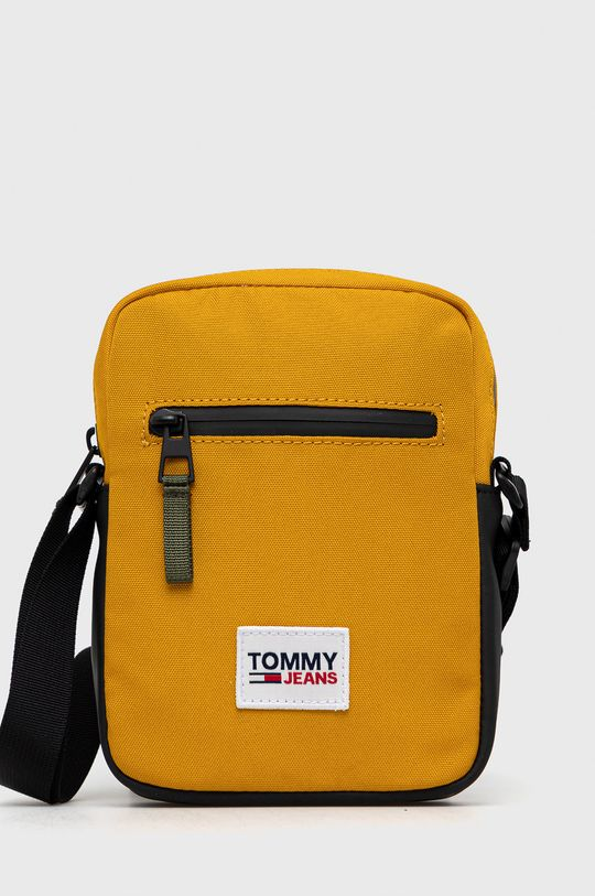 žlutá Tommy Jeans - Ledvinka Pánský