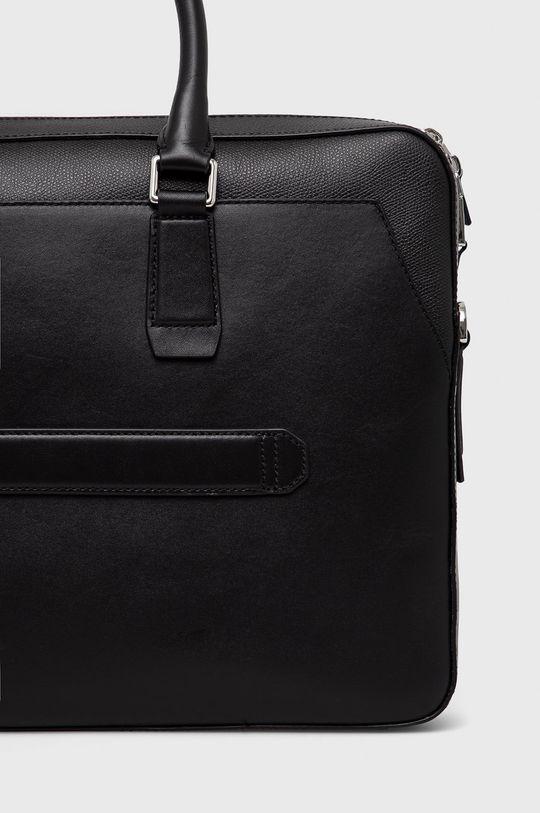 Tommy Hilfiger - Kožená taška  100% Hovězí useň