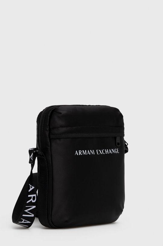 Armani Exchange - Saszetka czarny
