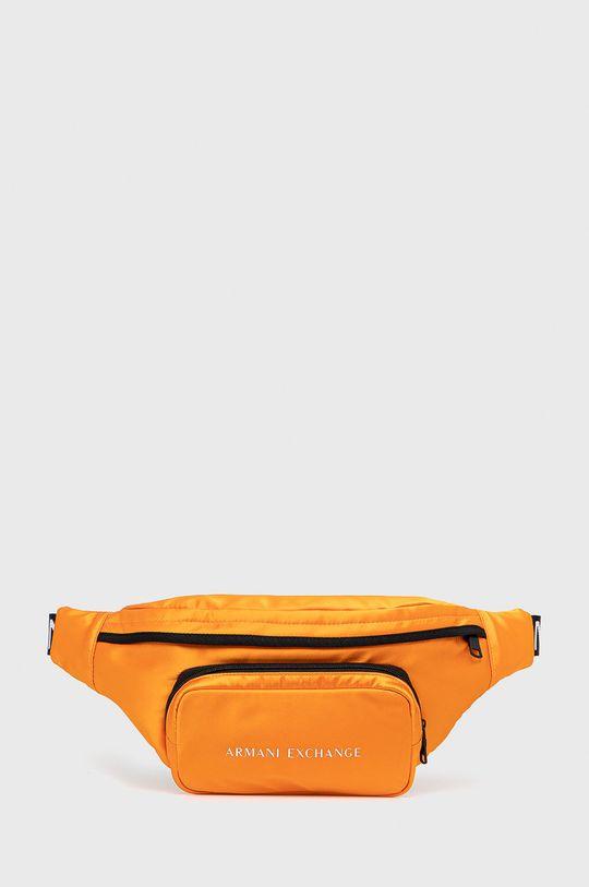 pomarańczowy Armani Exchange - Nerka Męski