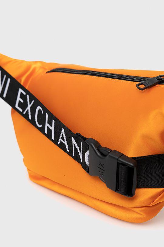 Armani Exchange - Nerka pomarańczowy