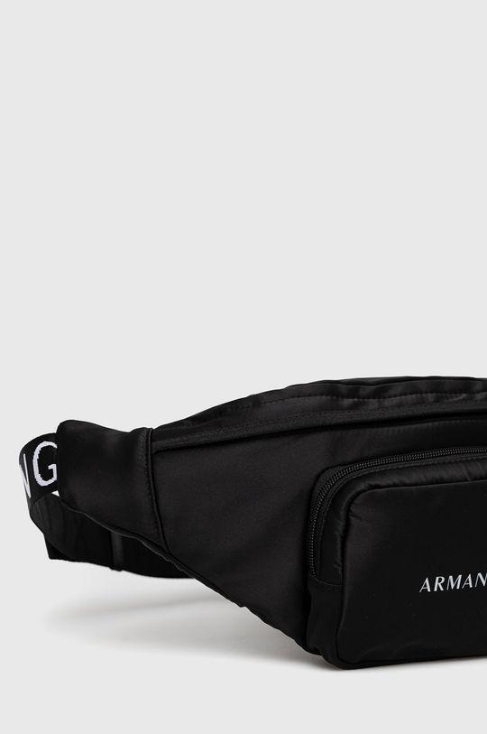 Armani Exchange - Nerka czarny