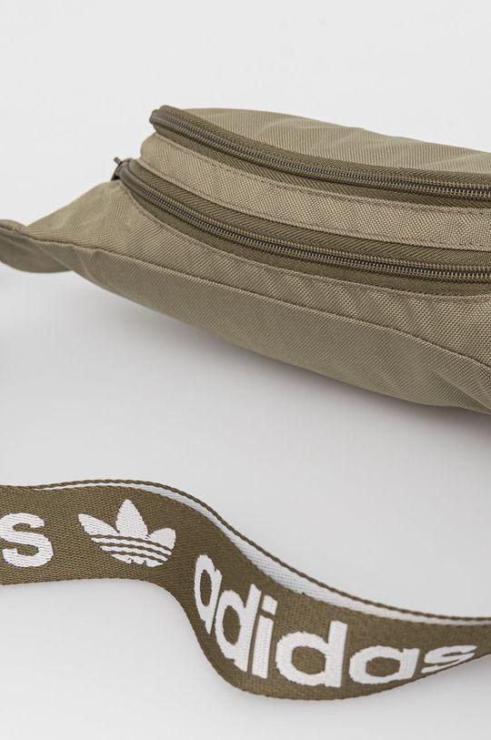 adidas Originals - Ledvinka olivová