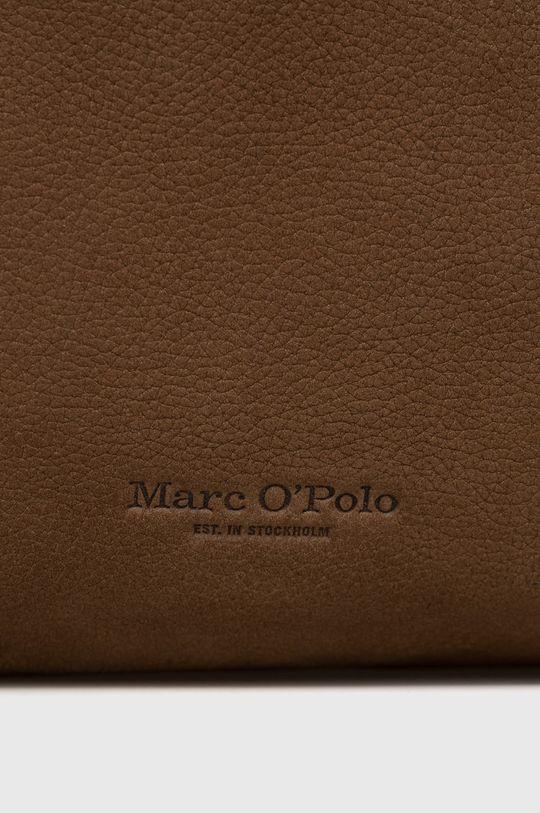 Marc O'Polo - Torba skórzana brązowy