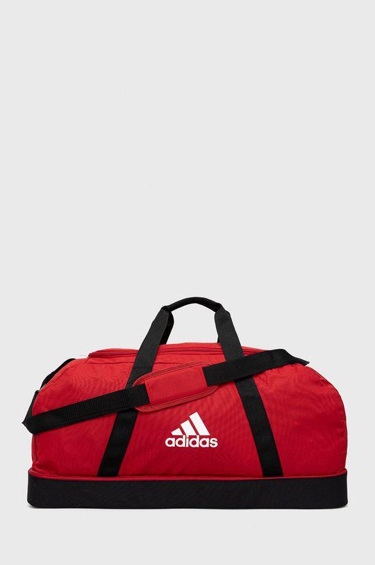 czerwony adidas Performance - Torba Unisex