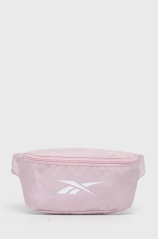 pastelowy różowy Reebok - Nerka Unisex