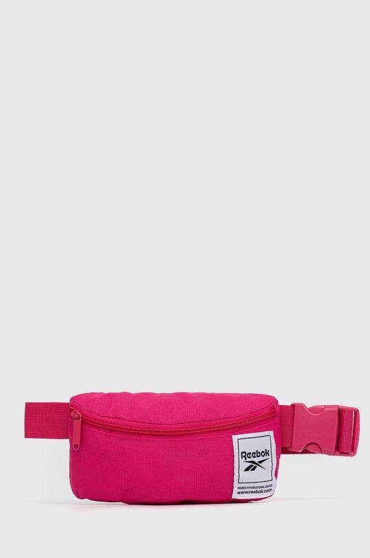 ostrá růžová Reebok - Ledvinka Unisex