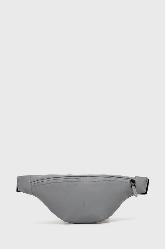 jasny szary Rains - Nerka 1313 Bum Bag Mini Unisex