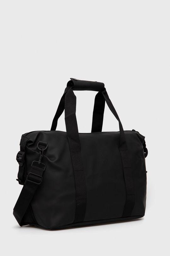 Rains - Torba 1319 Weekend Bag Small czarny