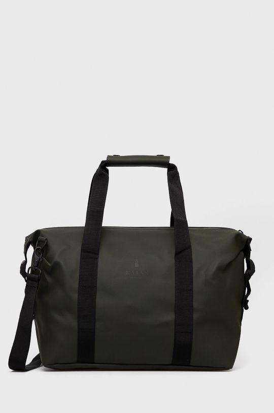 zielony Rains - Torba 1319 Weekend Bag Small Unisex