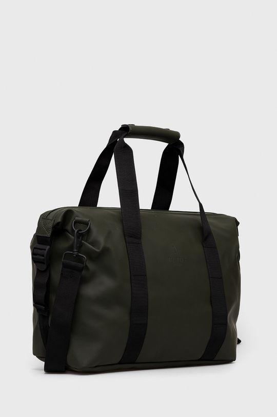 Rains - Torba 1319 Weekend Bag Small zielony