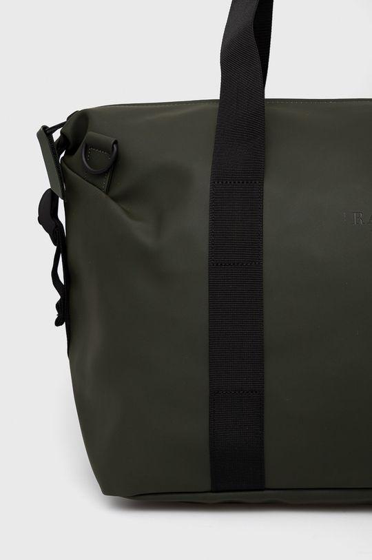Rains - Torba 1319 Weekend Bag Small 50 % Poliester, 50 % PU