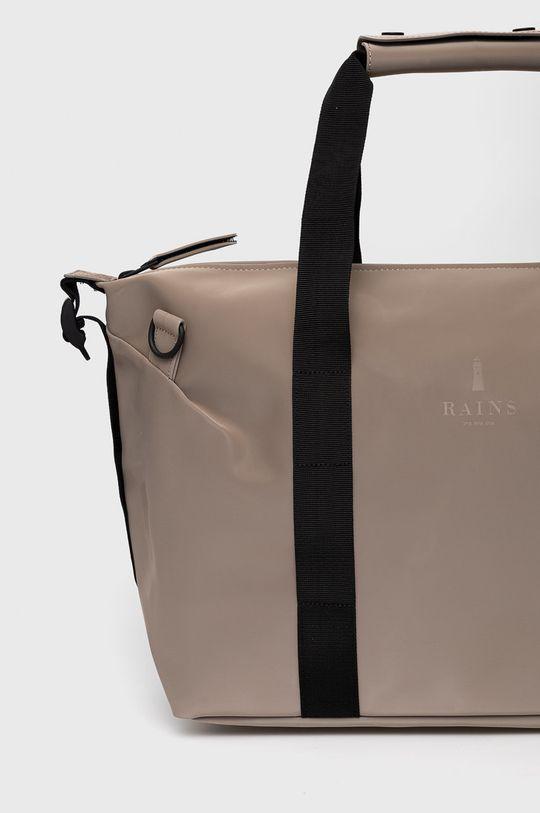 Rains - Torba 1319 Weekend Bag Small 50 % Poliester, 50 % Poliuretan
