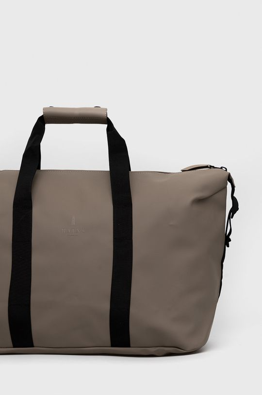 Rains - Torba 1320 Weekend Bag 50 % Poliester, 50 % PU