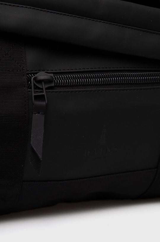 czarny Rains - Torba 1353 Duffel Bag Small