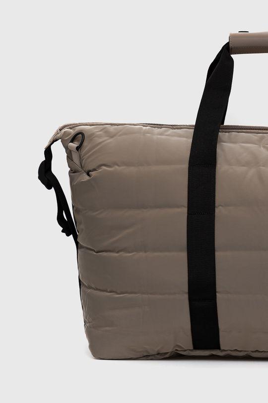 brązowy Rains - Torba 1378 Weekend Bag Quilted