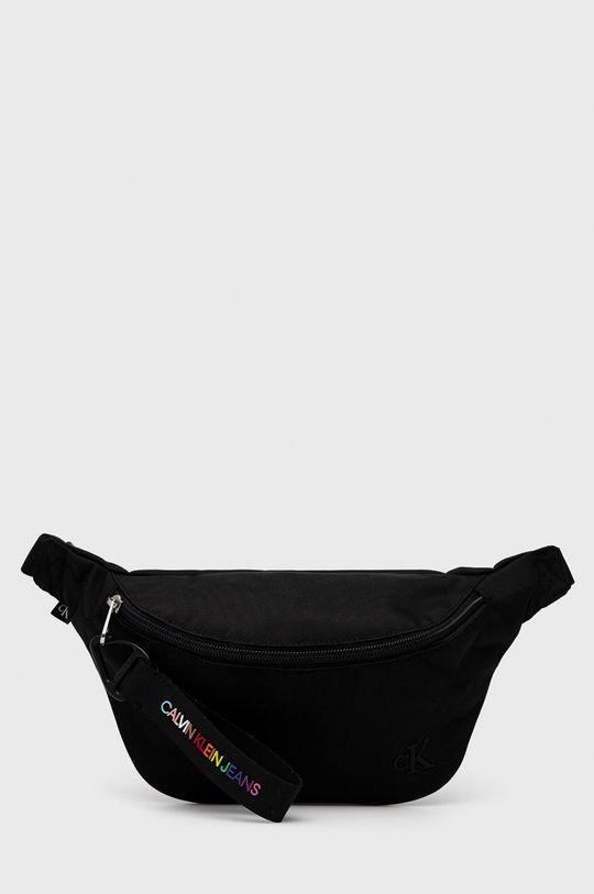 czarny Calvin Klein Jeans - Nerka Unisex