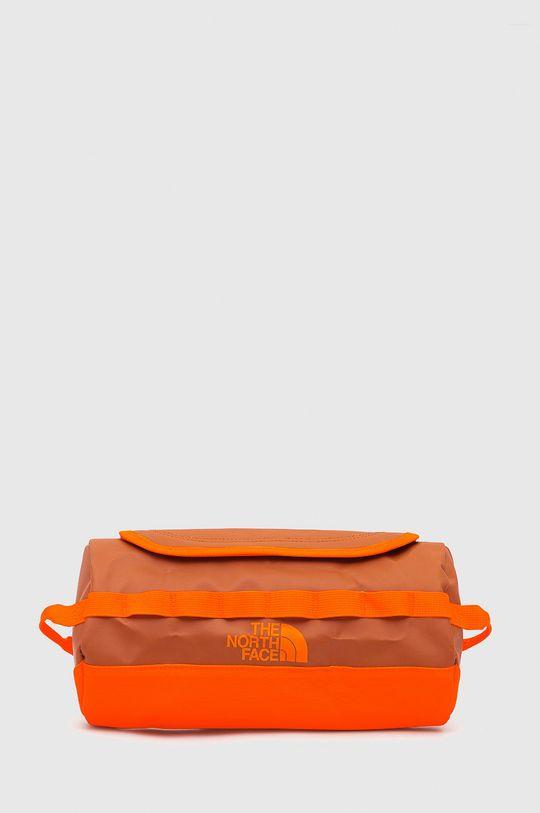 pomarańczowy The North Face - Kosmetyczka BC Travel Canister Unisex