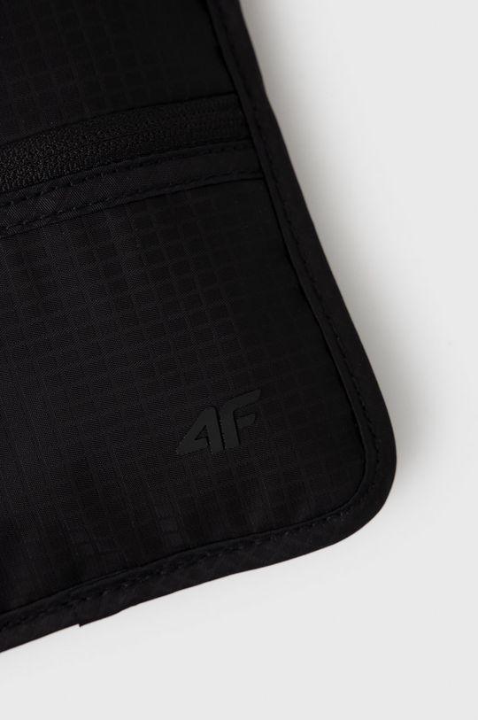 4F - Saszetka czarny