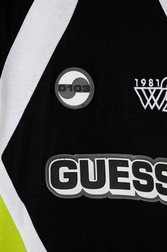 Guess - Dětské tričko černá