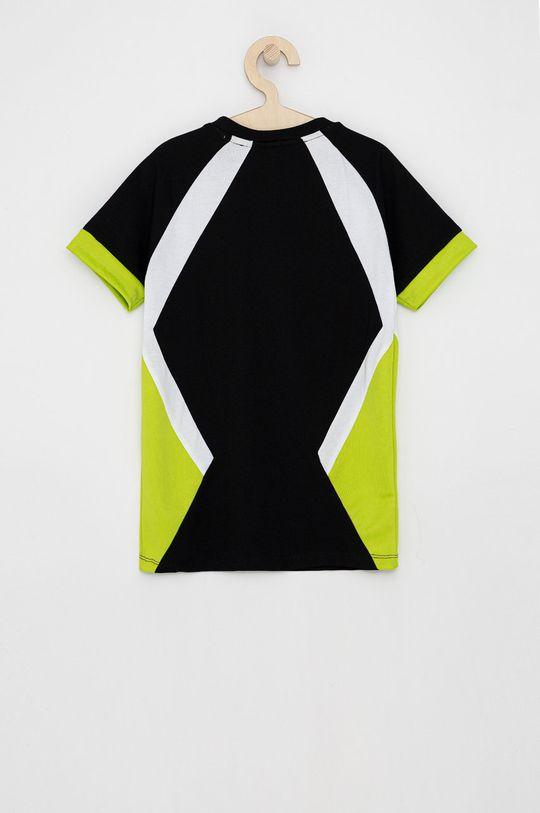 Guess - Dětské tričko  Materiál č. 1: 100% Bavlna Materiál č. 2: 100% Polyester