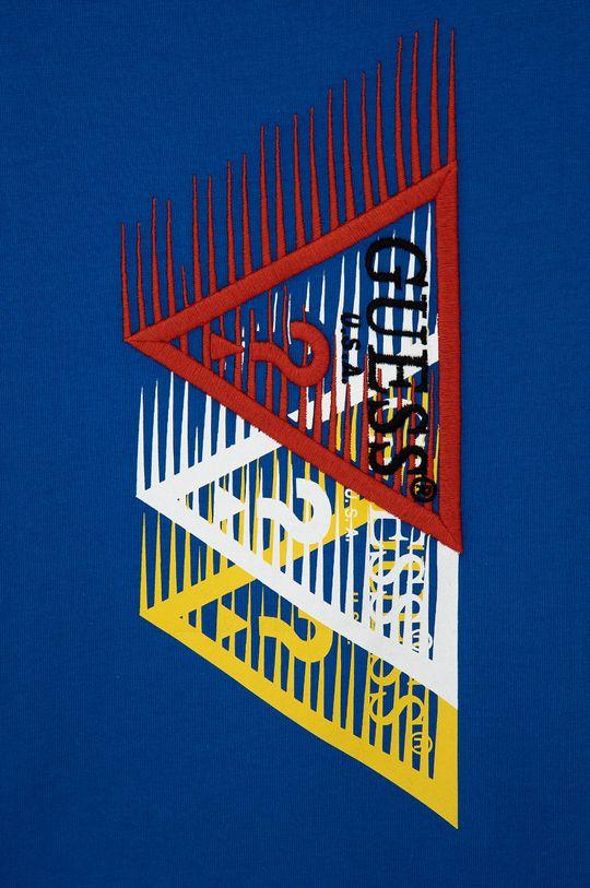 niebieski Guess - T-shirt dziecięcy