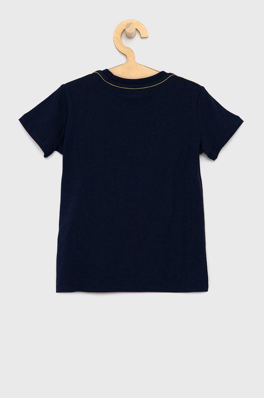 Guess - Dětské tričko námořnická modř