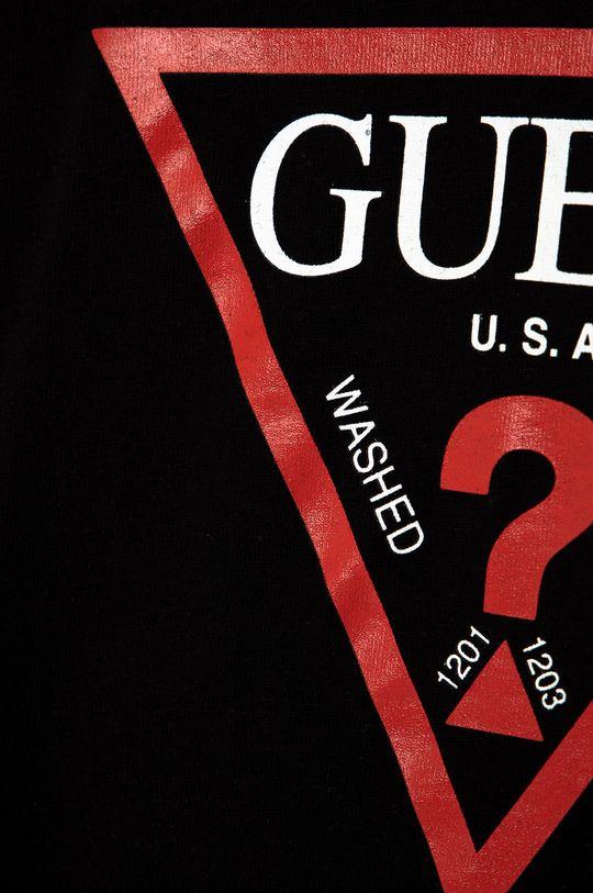 Guess - T-shirt dziecięcy 95 % Bawełna, 5 % Wiskoza