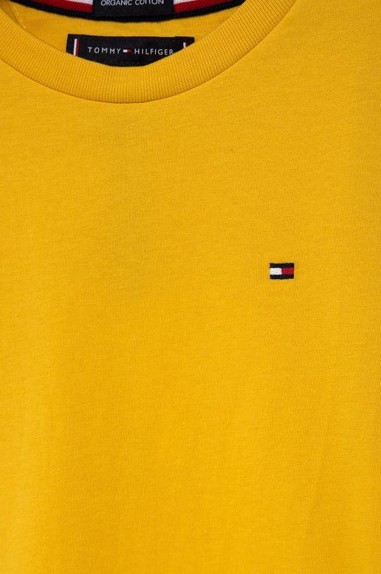 Tommy Hilfiger - T-shirt dziecięcy 35 % Bawełna, 65 % Poliester