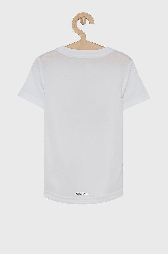 adidas - T-shirt dziecięcy biały