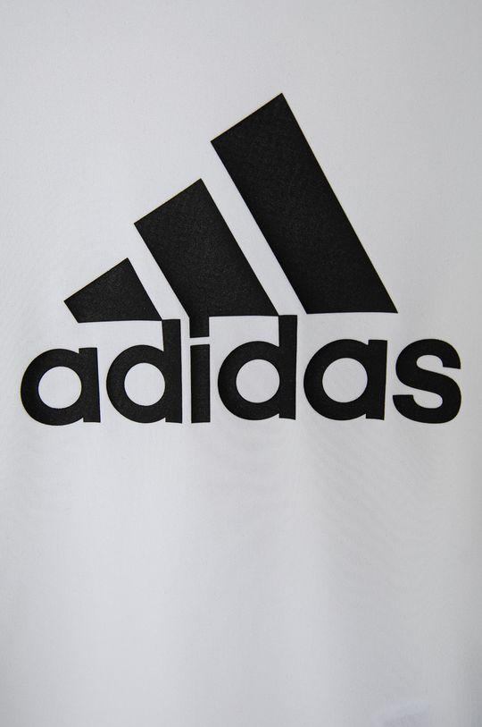 adidas - T-shirt dziecięcy 100 % Poliester z recyklingu