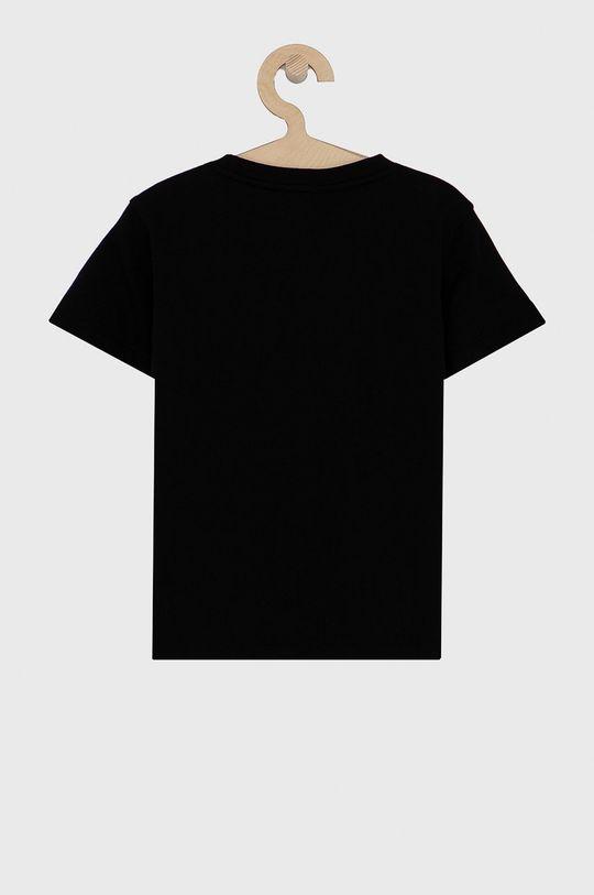 EA7 Emporio Armani - Dětské tričko 104-164 cm černá