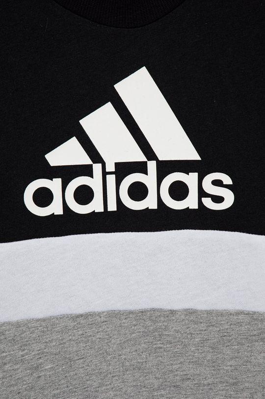 adidas - T-shirt bawełniany dziecięcy 100 % Bawełna
