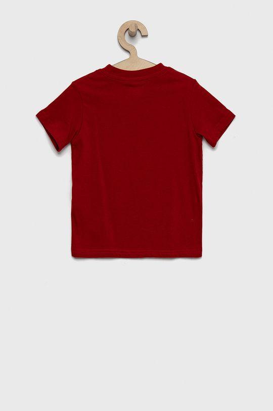 Polo Ralph Lauren - T-shirt bawełniany dziecięcy czerwony