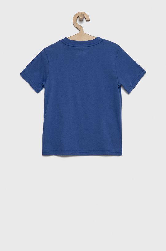 Polo Ralph Lauren - T-shirt bawełniany dziecięcy niebieski