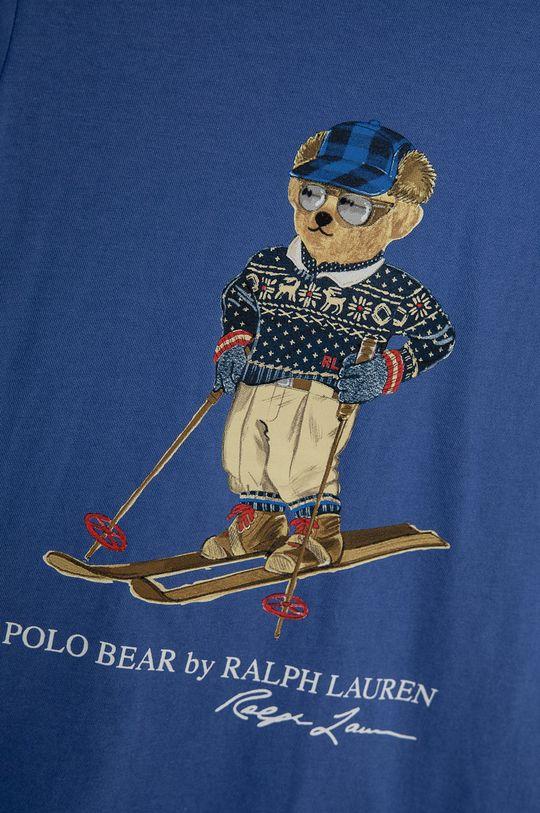 Polo Ralph Lauren - T-shirt bawełniany dziecięcy 100 % Bawełna