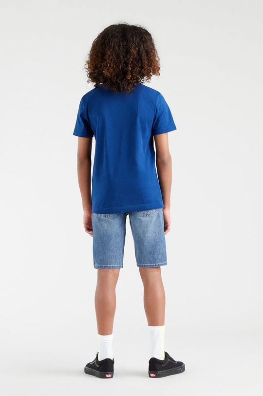 námořnická modř Levi's - Dětské tričko