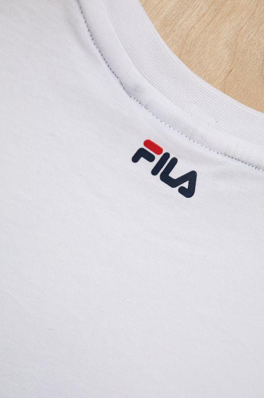 biela Fila - Detské bavlnené tričko