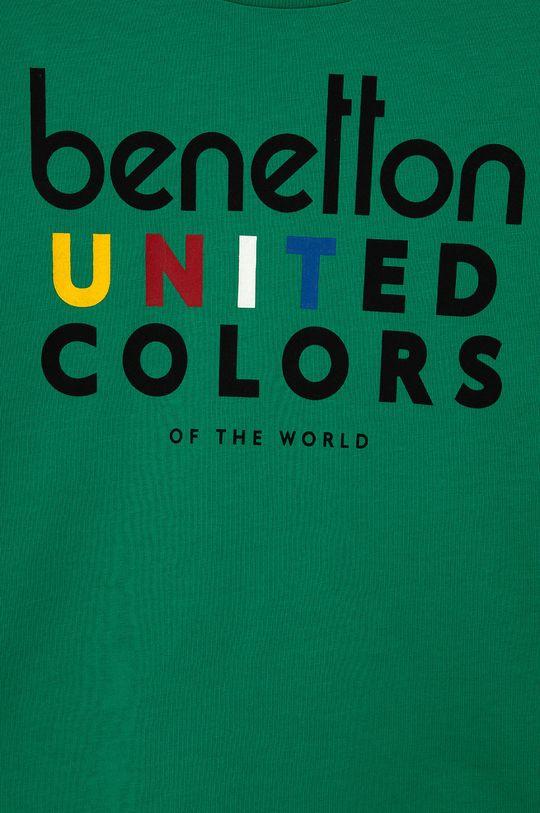 United Colors of Benetton - T-shirt bawełniany dziecięcy 100 % Bawełna