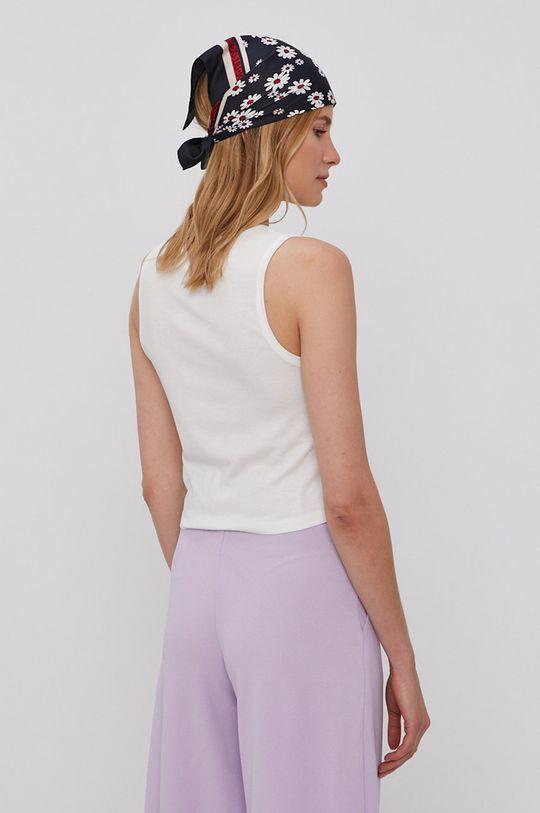 Vero Moda - Top  60% Bavlna, 7% Elastan, 33% Polyester