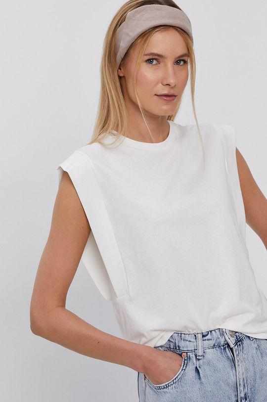 biały Only - T-shirt