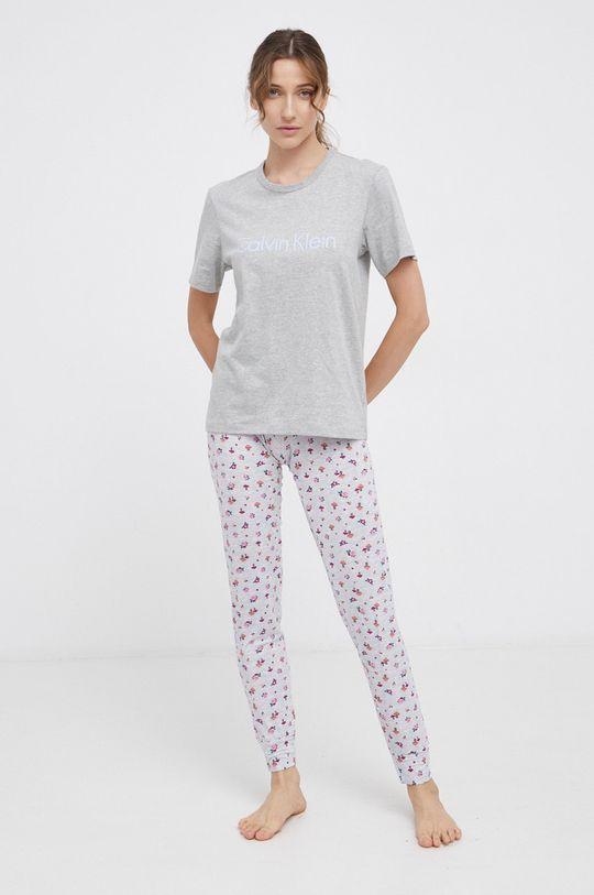 Calvin Klein Underwear - T-shirt piżamowy szary