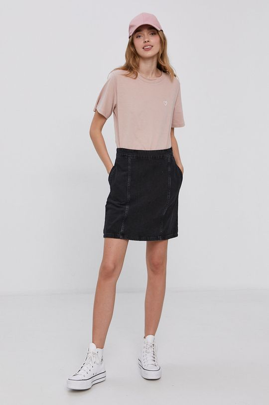 Jacqueline de Yong - Tričko fialovo-růžová