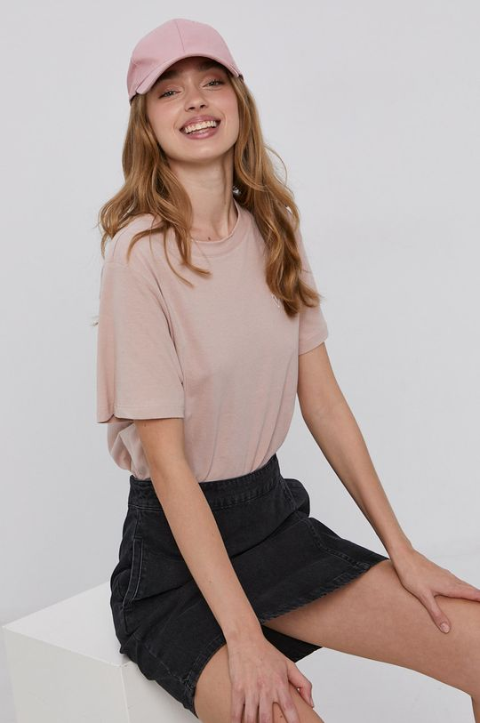 fialovo-růžová Jacqueline de Yong - Tričko