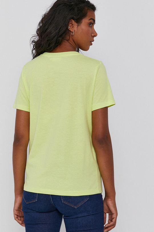 Calvin Klein - T-shirt bawełniany 100 % Bawełna