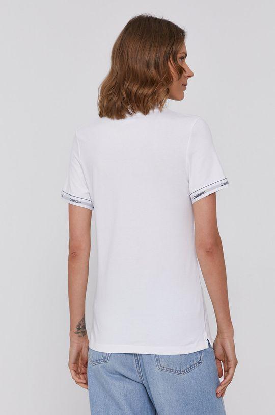 Calvin Klein - Bavlněné tričko  95% Bavlna, 5% Elastan