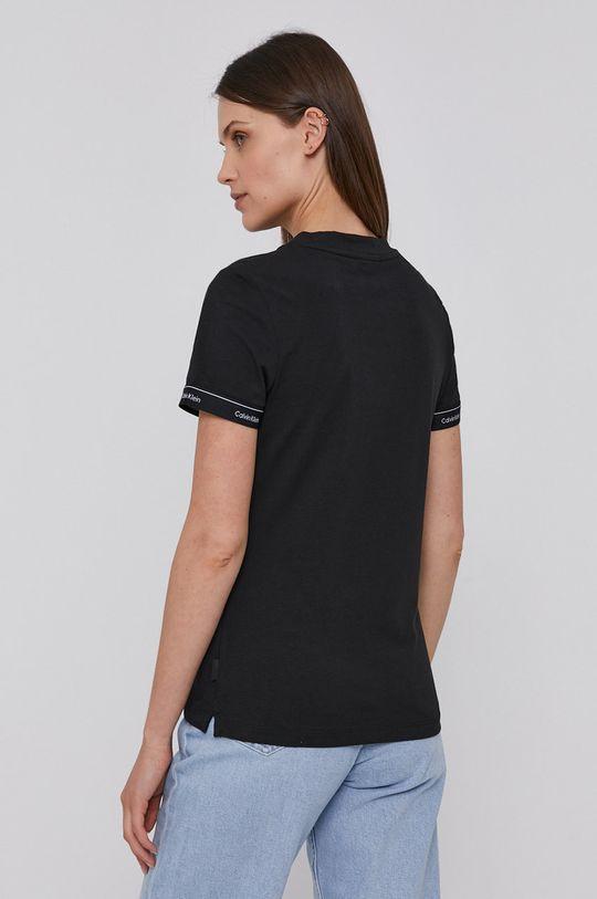 Calvin Klein - T-shirt bawełniany 95 % Bawełna, 5 % Elastan